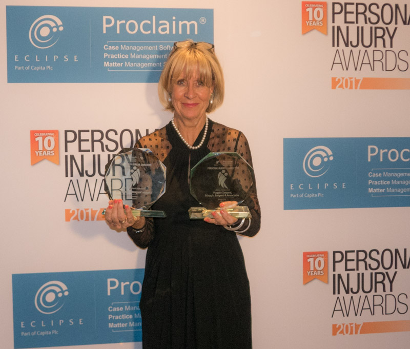 ECLIPSE PROCLAIM PERSONAL INJURY AWARDS 2017