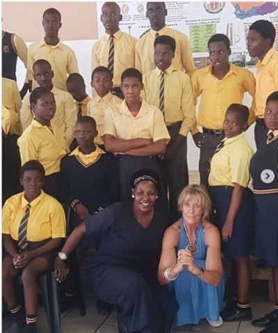 KHULANI SPECIAL NEEDS SCHOOL – SOUTH AFRICA