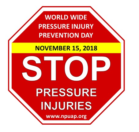WORLDWIDE PRESSURE INJURY PREVENTION DAY